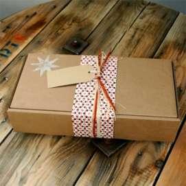 изготовление коробок из картона